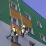 ГК Клининг Премиум. Строительно-ремонтные работы альпинистами